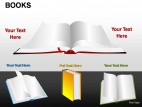 Books PowerPoint Presentation Slides