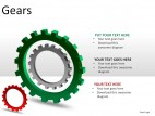 Gears PowerPoint Presentation Slides