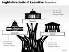 Legislative Judicial Executive PowerPoint Presentation Slides