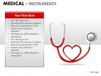 Medical Instrument PowerPoint Presentation Slides