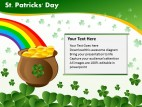 PowerPoint Template Graphic Patricks Day Ppt Slides