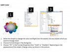 PowerPoint Template Process Circular Puzzle Ppt Slides