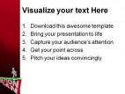 Action Plan People PowerPoint Template 1010