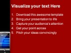 American Mobile Technology PowerPoint Templates And PowerPoint Backgrounds 0411