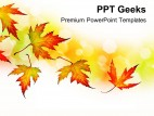 Autumn Background Nature PowerPoint Templates And PowerPoint Backgrounds 0411