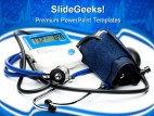 Bloodpressure Medical PowerPoint Backgrounds And Templates 1210