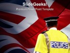 British Police Security PowerPoint Backgrounds And Templates 1210