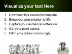 Credit Money PowerPoint Template 0610