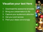 Decorations01 Christmas PowerPoint Template 0610