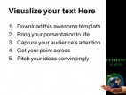 Earth People PowerPoint Template 0610
