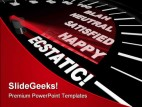 Ecstatic Happy Business PowerPoint Backgrounds And Templates 1210