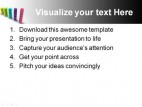 Graph Business PowerPoint Template 0910