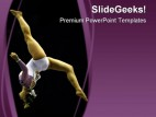 Sports Powerpoint Template 0610