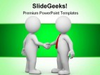 Handshake People Business PowerPoint Backgrounds And Templates 1210