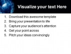 Humanhead Future PowerPoint Template 1110