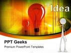 Idea Business PowerPoint Templates And PowerPoint Backgrounds 0411