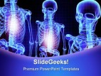 Skeleton medical powerpoint template 1110 pronofoot35fo Gallery