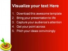 Target03 Business PowerPoint Template 0910
