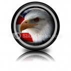 American Eagle PowerPoint Icon Cc