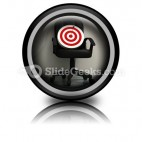 Aspiration PowerPoint Icon Cc