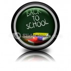 Back To School01 PowerPoint Icon Cc