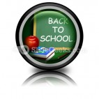 Back To School02 PowerPoint Icon Cc