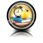 Back To School03 PowerPoint Icon Cc
