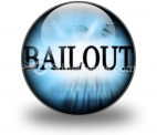 Bailout PowerPoint Icon C