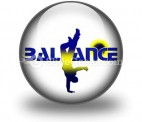 Balance02 PowerPoint Icon C