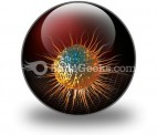 Bone Marrow Cell PowerPoint Icon C