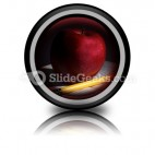 Book Apple PowerPoint Icon Cc