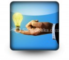 Business Idea PowerPoint Icon S