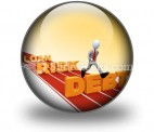 Business Obstacles PowerPoint Icon C