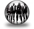 Business People01 PowerPoint Icon C
