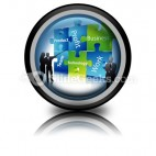 Business People03 PowerPoint Icon Cc