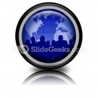 Business People PowerPoint Icon Cc