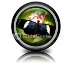 Butterfly Icon Cc