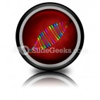 Dna PowerPoint Icon Cc