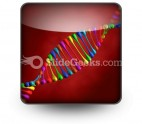 Dna PowerPoint Icon S