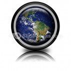 Earth Icon Cc