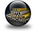 Economics PowerPoint Icon C