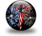 Fireworks PowerPoint Icon C