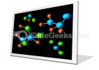 Molecular Structures PowerPoint Icon F