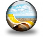 Relax PowerPoint Icon C