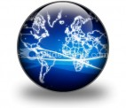 World Map Icon C