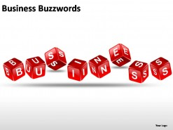 Business Buzzwords PowerPoint Presentation Slides
