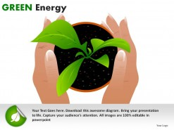 Green Energy PowerPoint Presentation Slides
