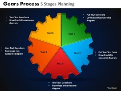 PowerPoint Template Image Gears Process Ppt Slides