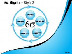 Six Sigma Style 2 PowerPoint Presentation Slides