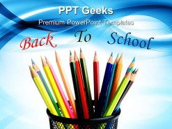 Back To School Education PowerPoint Templates And PowerPoint Backgrounds 0411